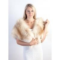 Arctic Fire  Fox Fur Stole