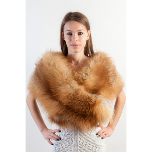 Bridal real fur stoles shawls accessories wedding fur online store - Polsterstoffe fur stuhle ...