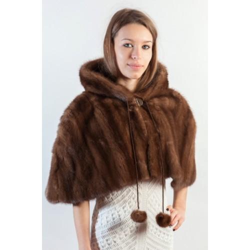 Mink fur stole real fur stoles e shawls - Stoel fur ...